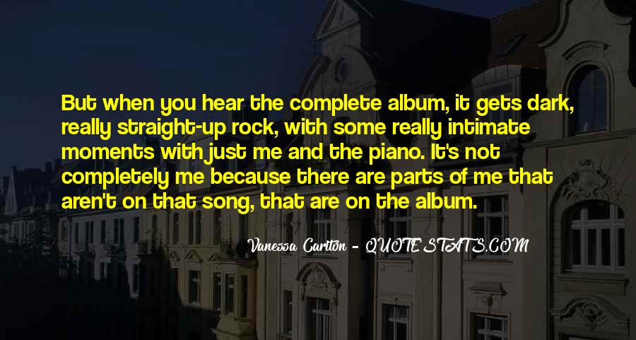 Quotes On Rock Song #500438