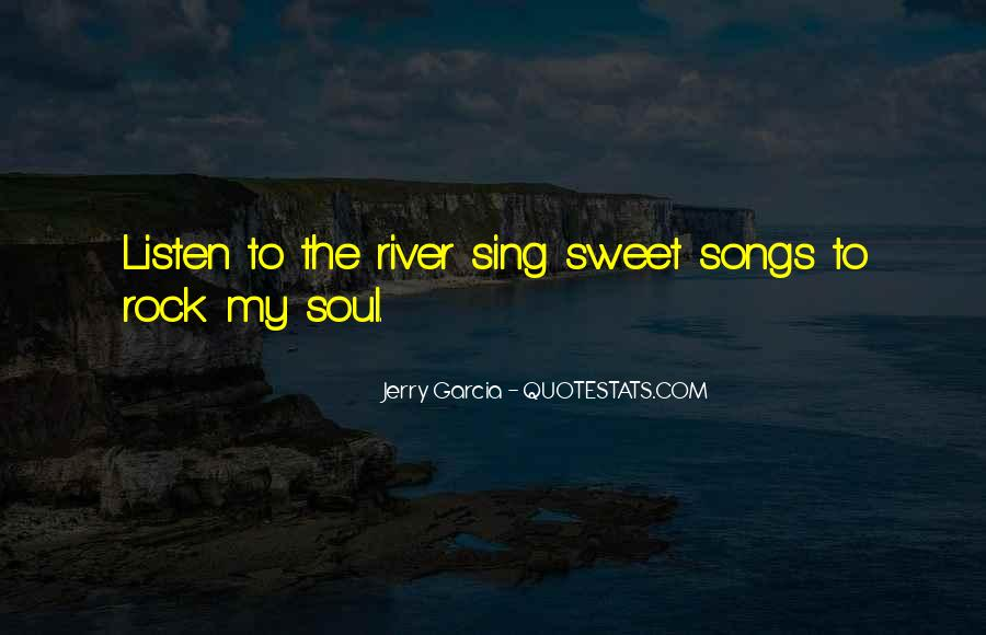 Quotes On Rock Song #5318