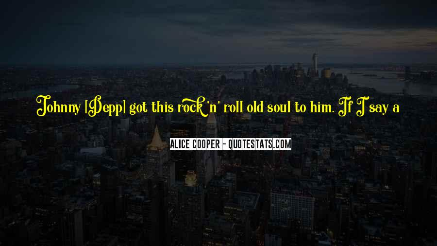 Quotes On Rock Song #797560