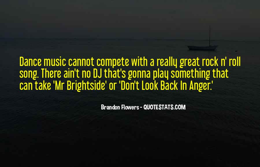 Quotes On Rock Song #979354