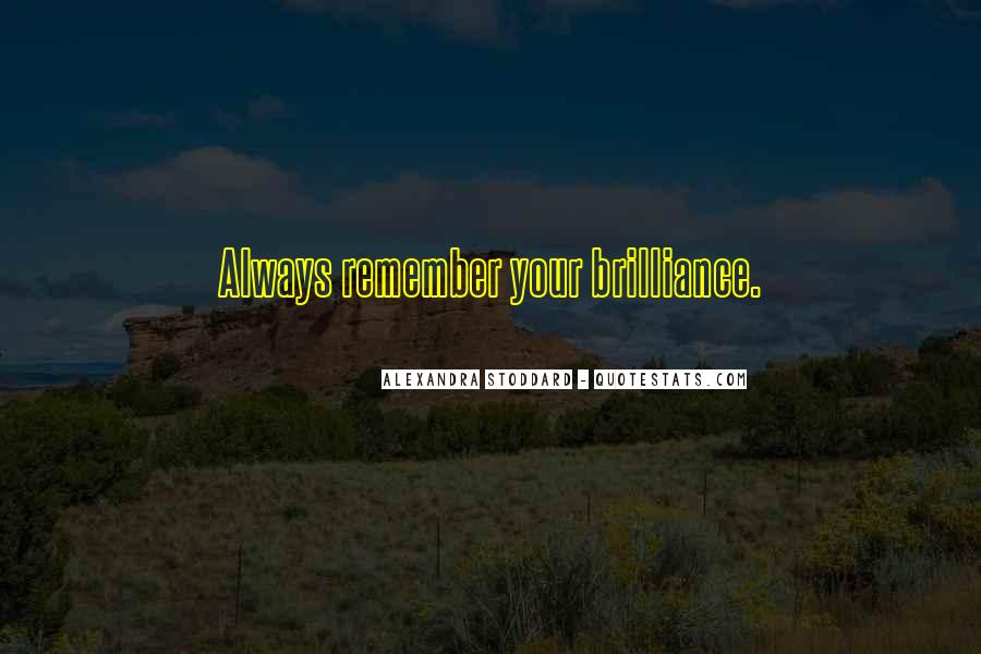 Quotes About Not Passing Up Opportunities #1231333