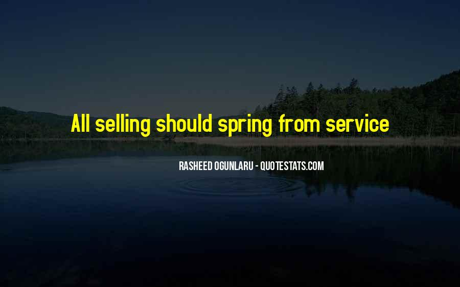 Quotes On Service Marketing #1476121