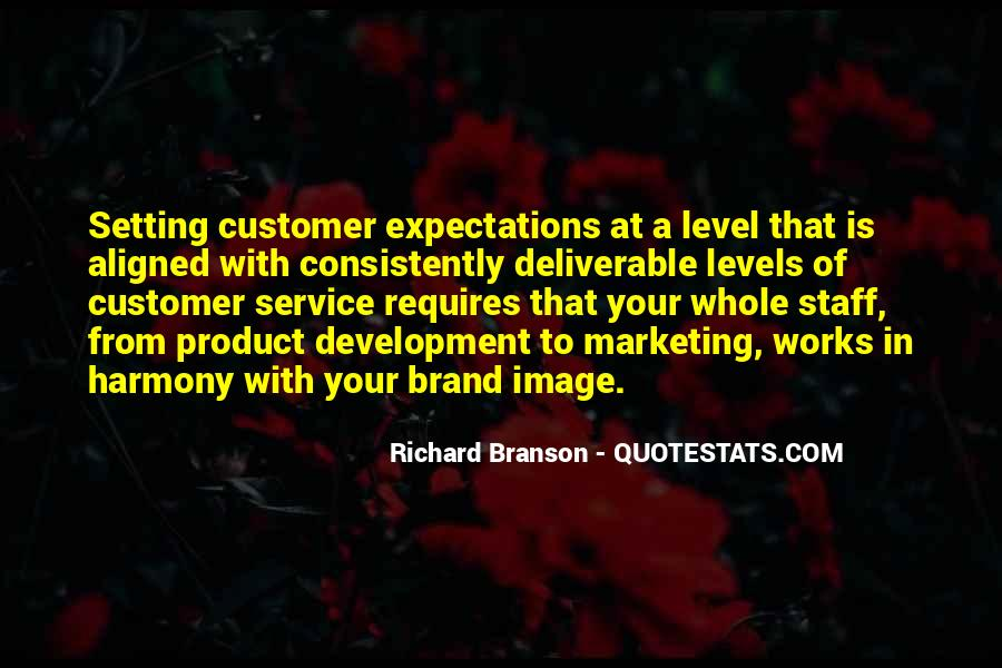 Quotes On Service Marketing #1561151