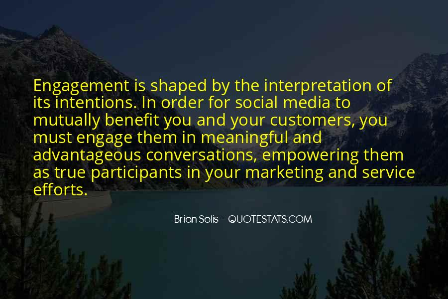Quotes On Service Marketing #298087