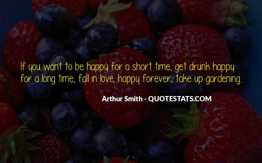 Quotes On Short Time Love #1253310