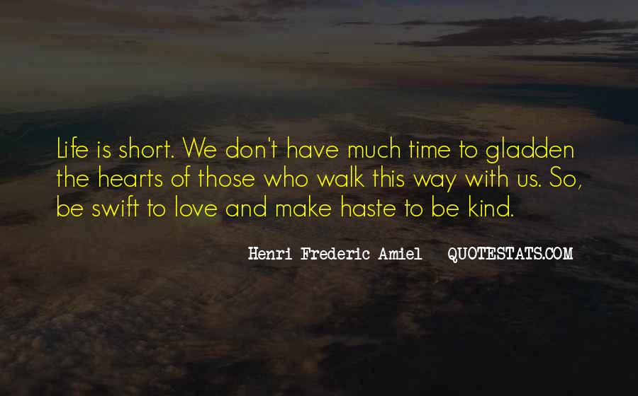 Quotes On Short Time Love #1383570
