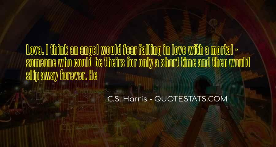 Quotes On Short Time Love #1724660