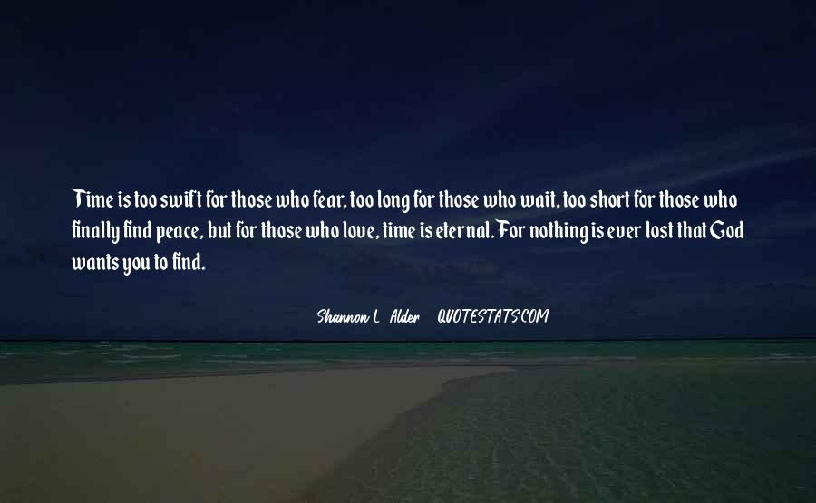 Quotes On Short Time Love #1874323