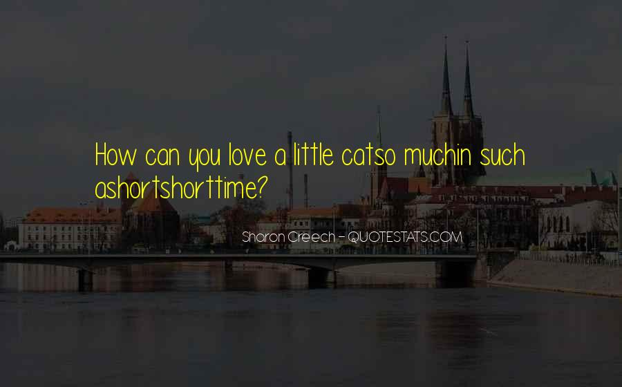Quotes On Short Time Love #392850