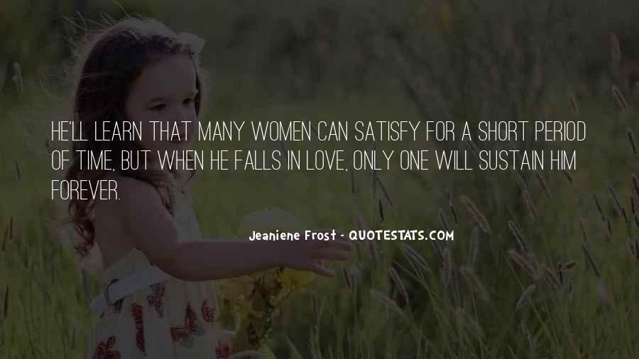 Quotes On Short Time Love #43763