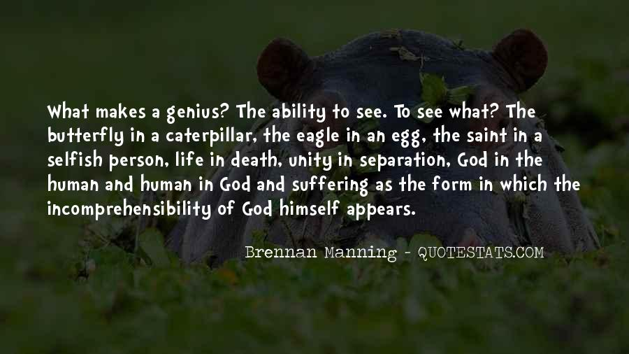 Quotes About Not Manning Up #86721