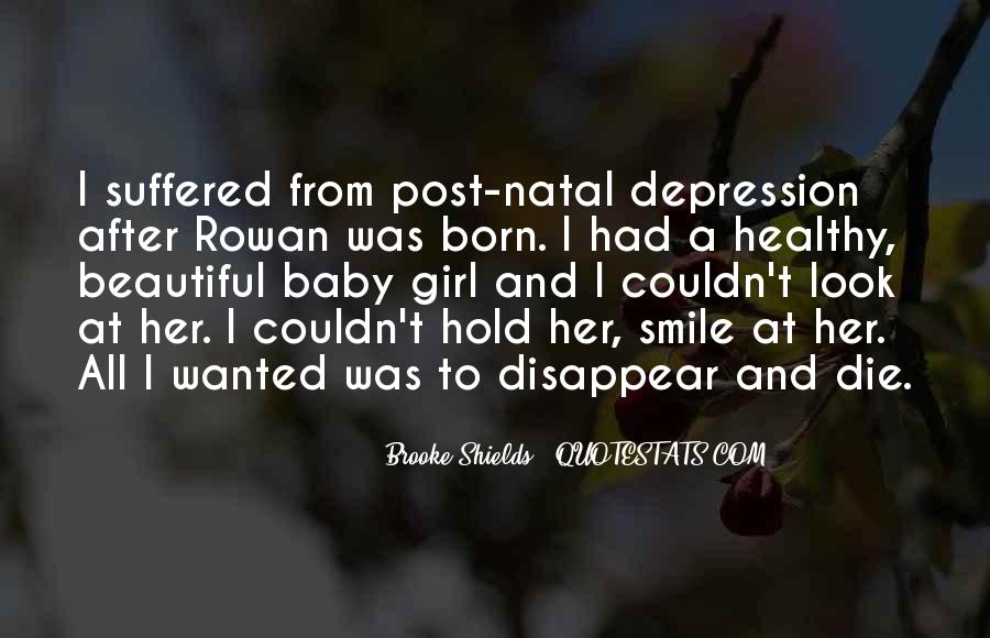 Quotes On Smile Of A Baby Girl #1093515