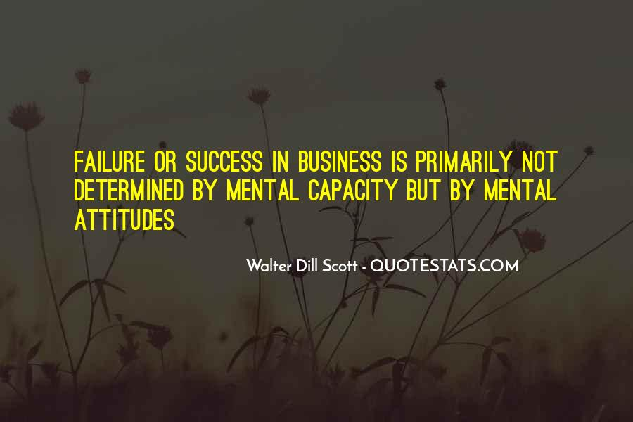 Quotes On Success And Failure In Business #1098856
