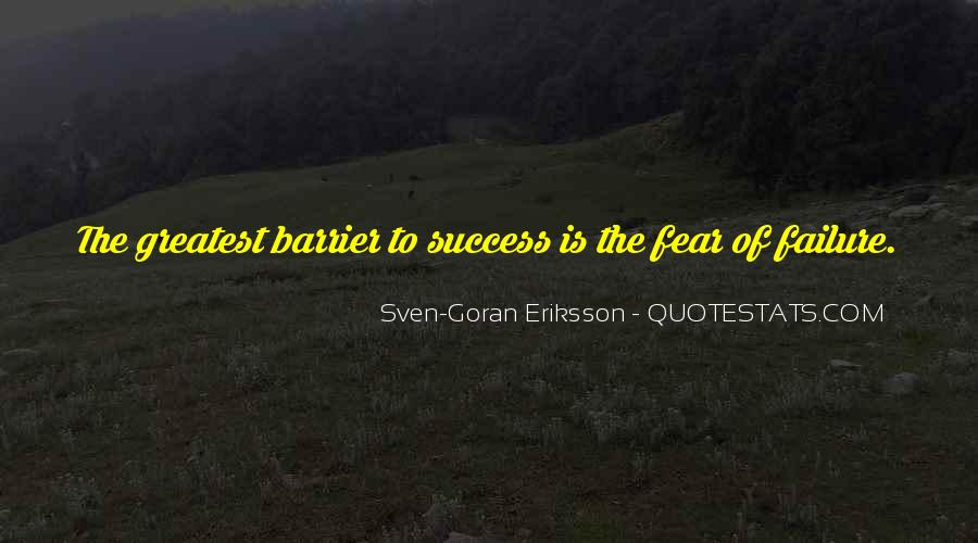Quotes On Success And Failure In Business #146712