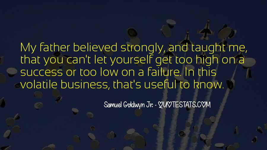 Quotes On Success And Failure In Business #630984