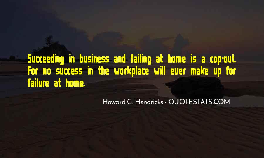 Quotes On Success And Failure In Business #860538