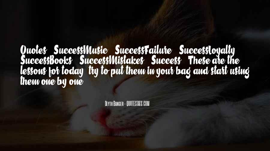 Quotes On Success And Failure In Business #968193