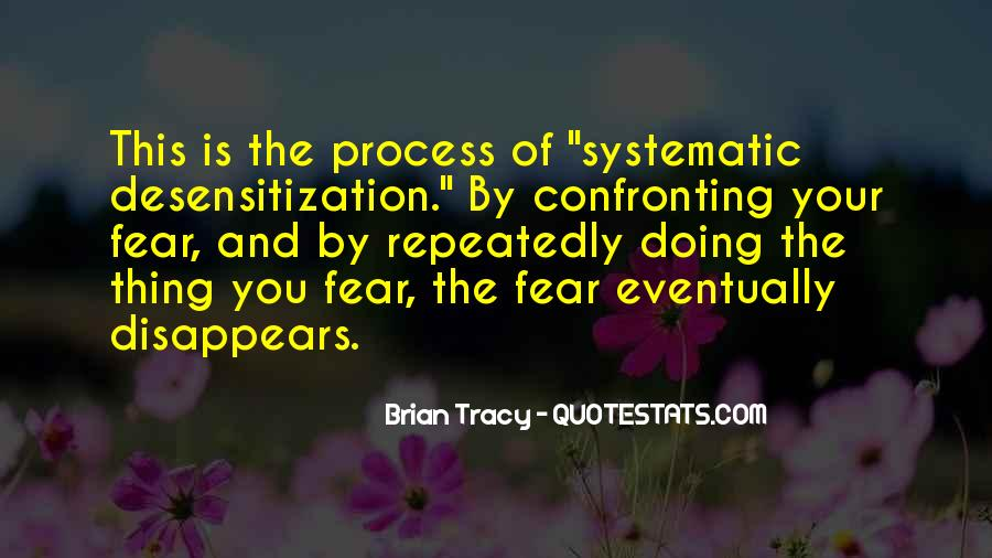 Quotes On Systematic Process #536938