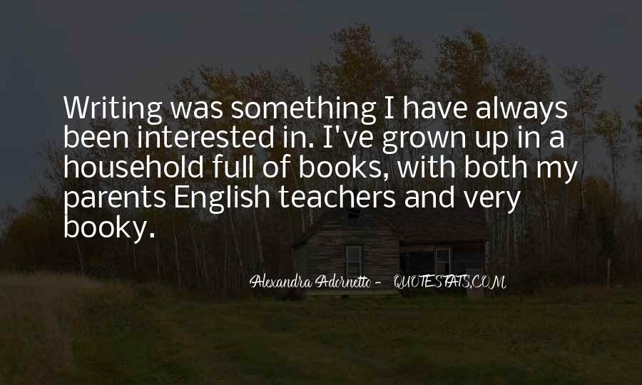 Top 34 Quotes On Teachers And English Famous Quotes Sayings About