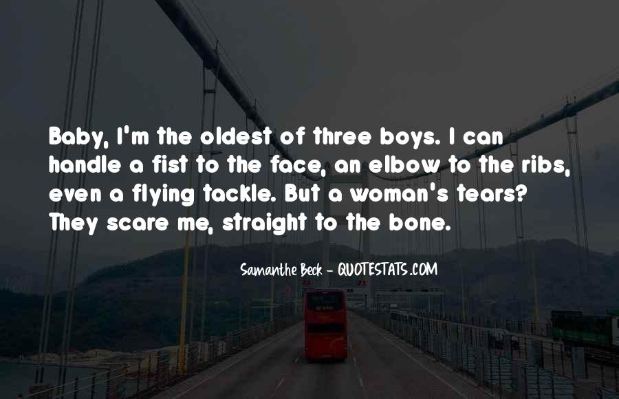 Quotes On Tears Of A Woman #398937