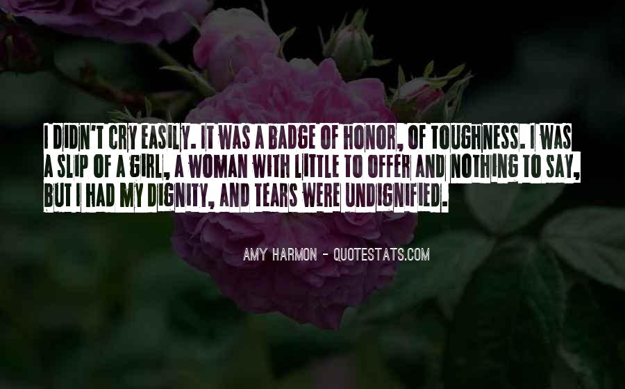 Quotes On Tears Of A Woman #522169