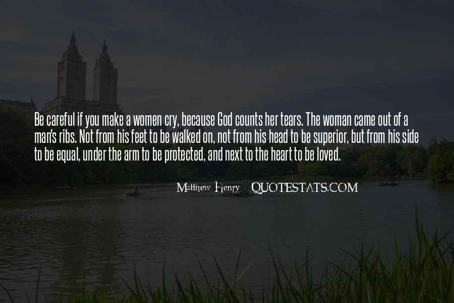 Quotes On Tears Of A Woman #846825