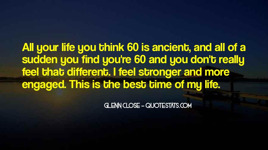 Quotes On The Best Time Of My Life #949599