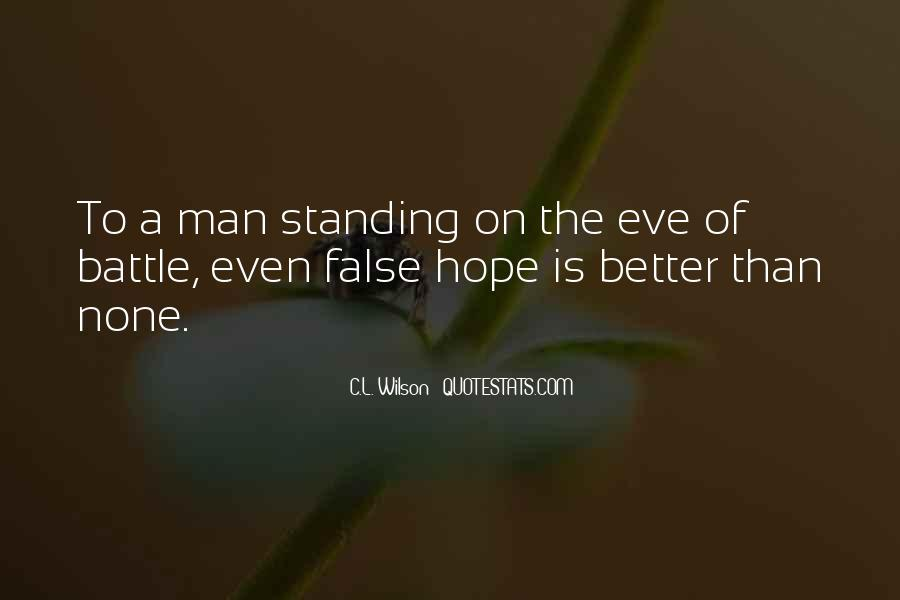 Quotes On The Eve Of Battle #1232758