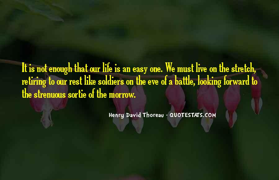 Quotes On The Eve Of Battle #1420727