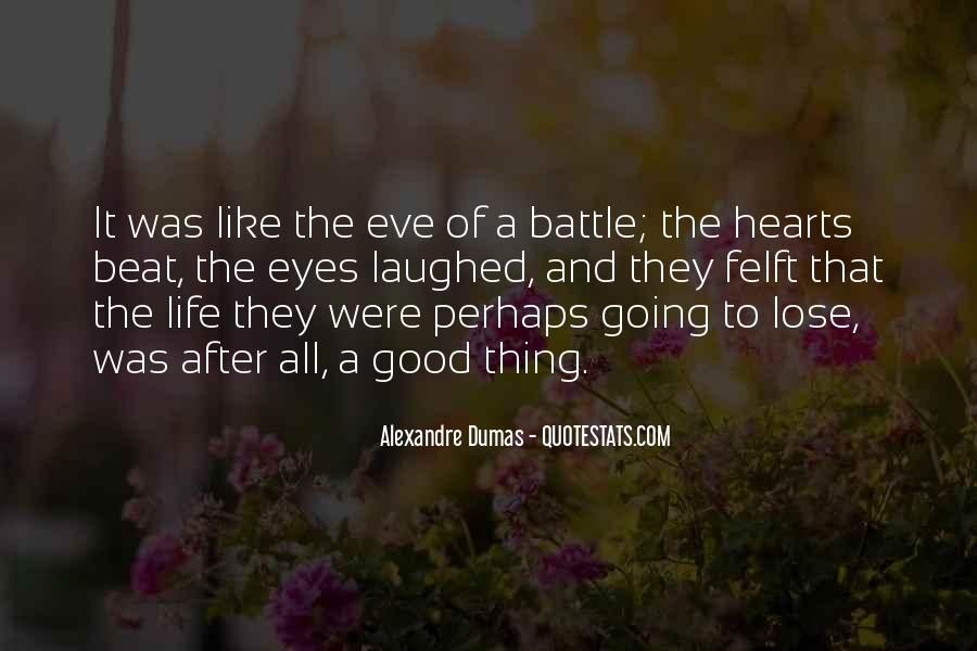 Quotes On The Eve Of Battle #671860