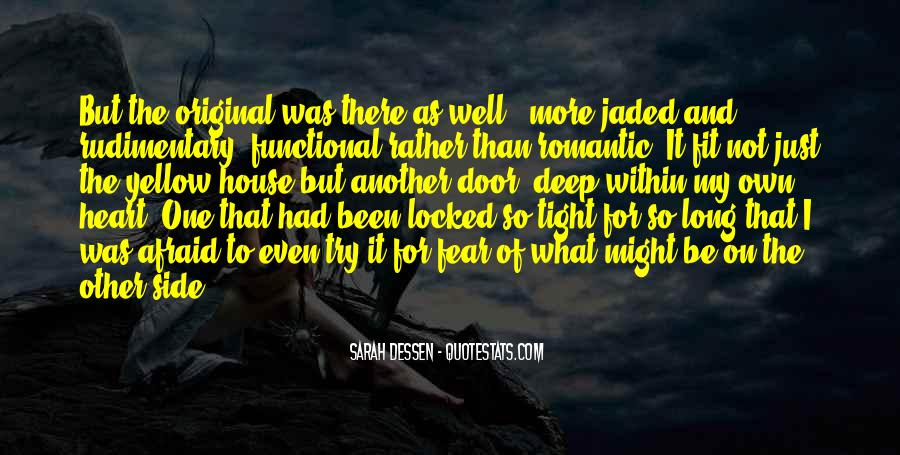 Quotes On The Other Side Of Fear #1815101
