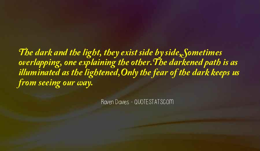 Quotes On The Other Side Of Fear #291907