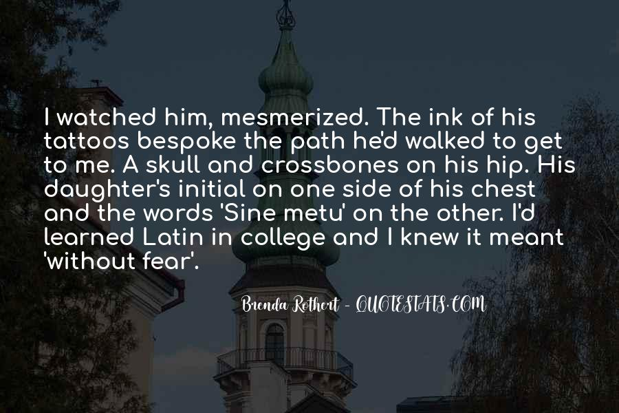 Quotes On The Other Side Of Fear #335496