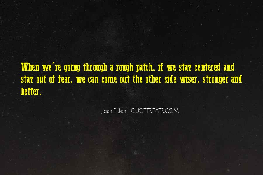 Quotes On The Other Side Of Fear #466311