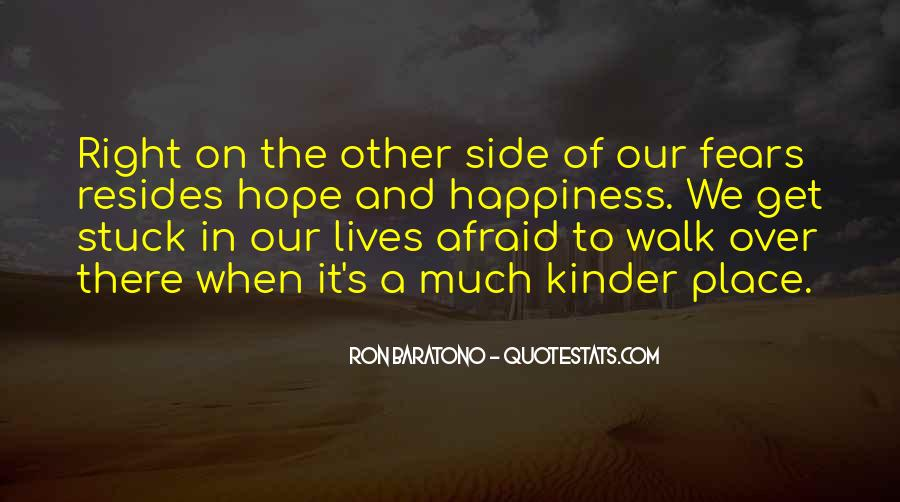 Quotes On The Other Side Of Fear #607465