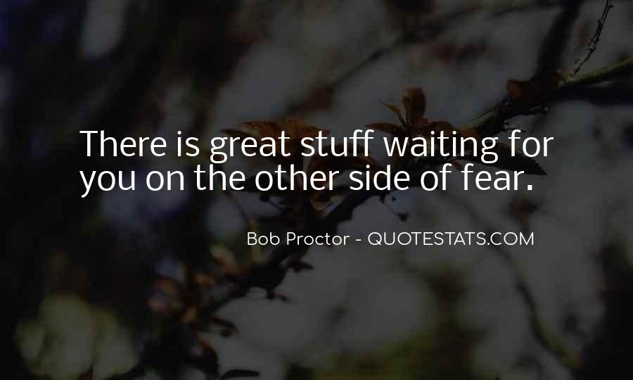Quotes On The Other Side Of Fear #904208