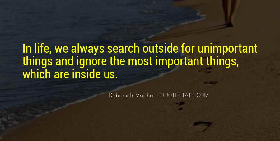 Quotes On The Search For Happiness #1698075