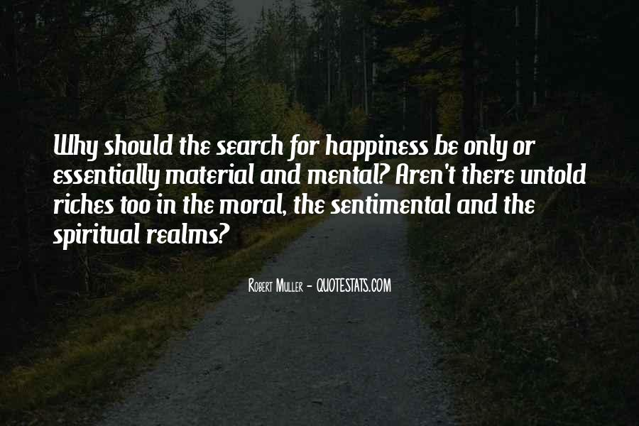 Quotes On The Search For Happiness #21142