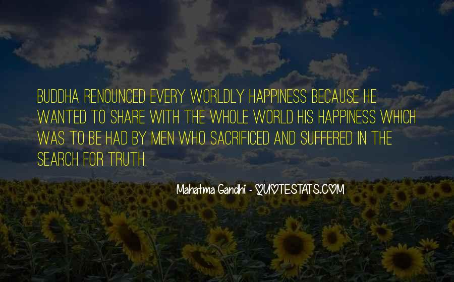 Quotes On The Search For Happiness #307359