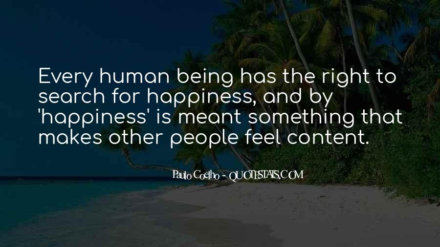 Quotes On The Search For Happiness #677410