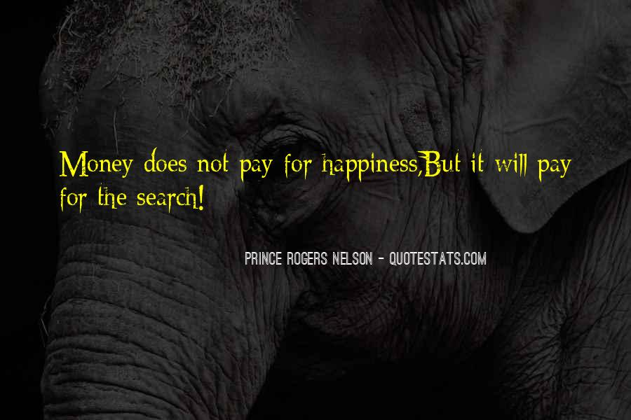 Quotes On The Search For Happiness #775777