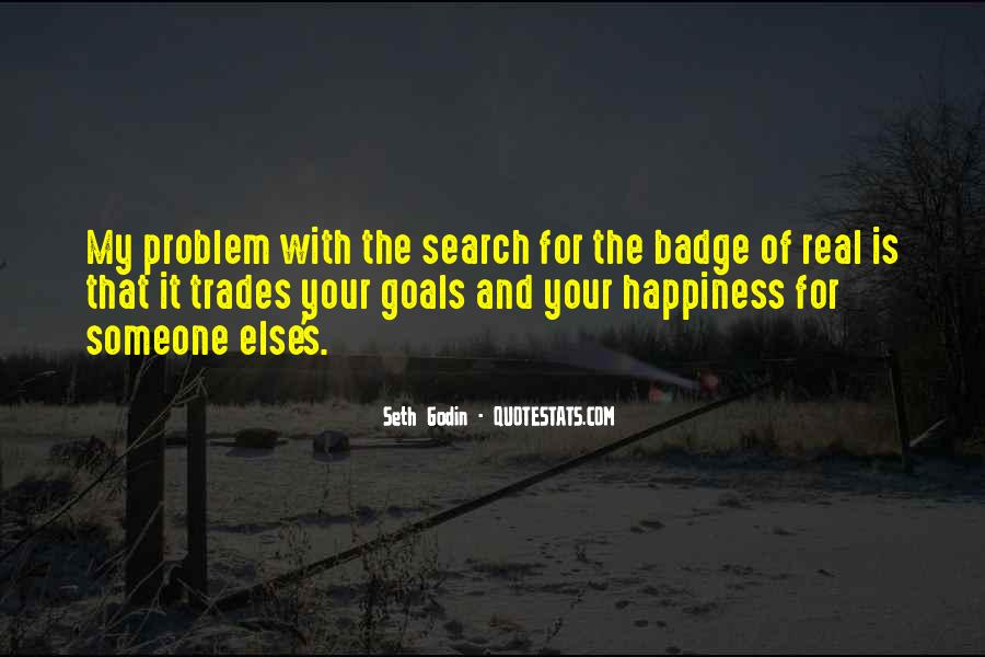 Quotes On The Search For Happiness #814897