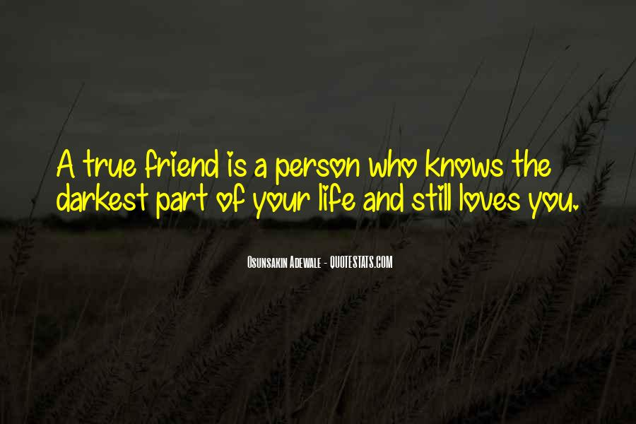 Quotes On Third Person In Friendship #256346