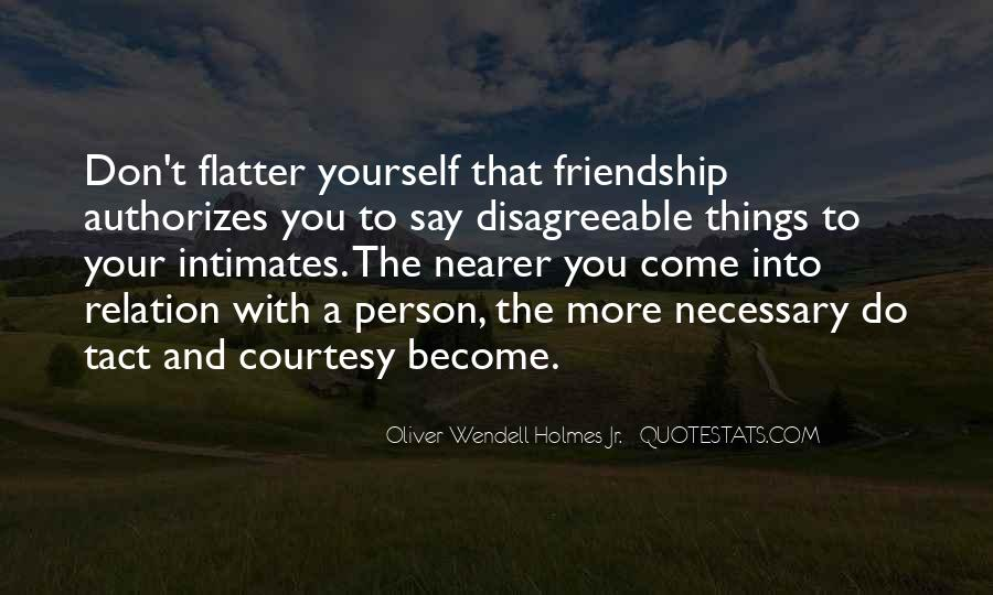Quotes On Third Person In Friendship #281577