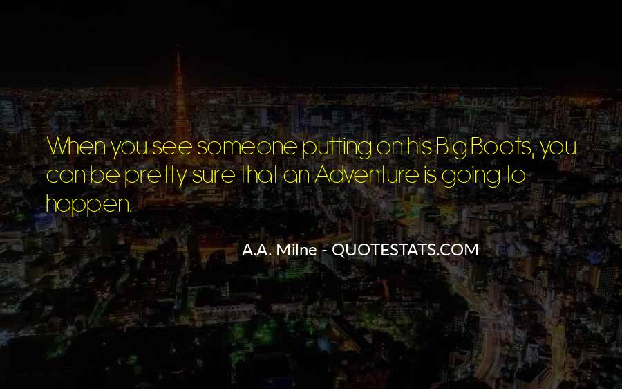 Quotes On Travel Adventure #10635