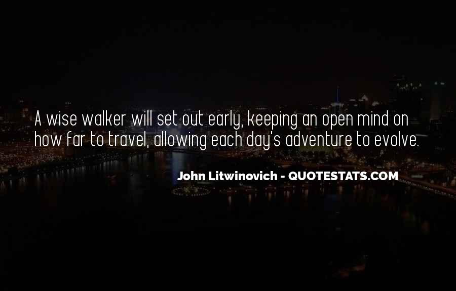 Quotes On Travel Adventure #113212