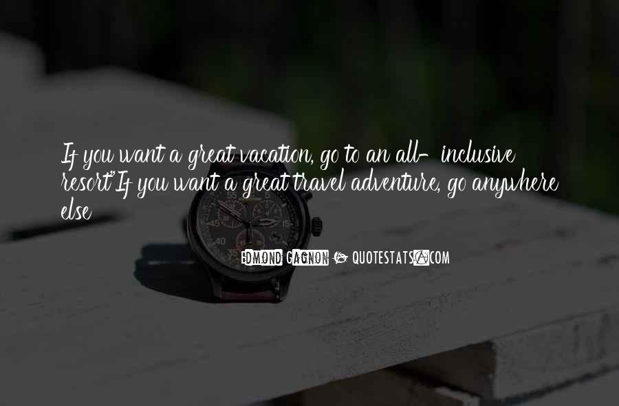 Quotes On Travel Adventure #582900