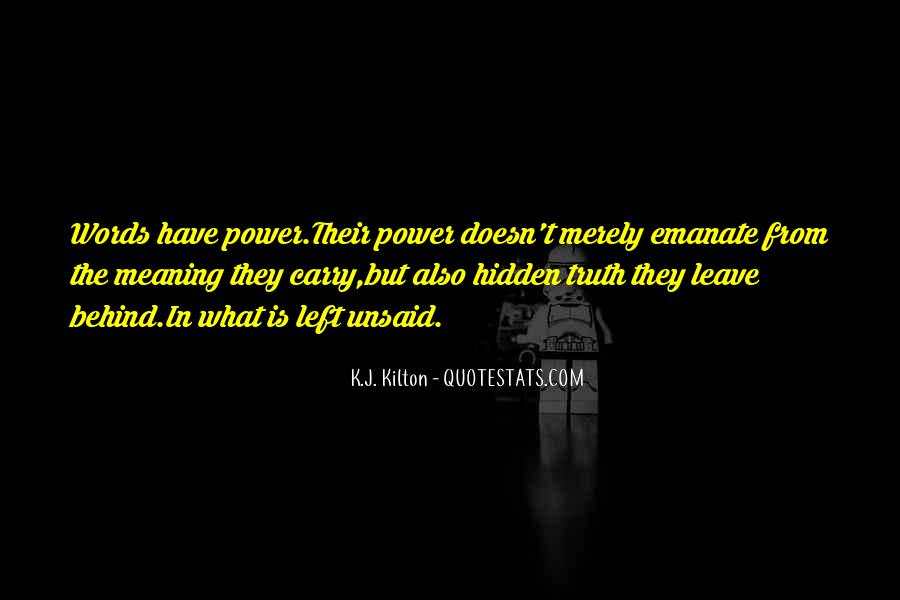 Quotes On Truth Cannot Be Hidden #115828