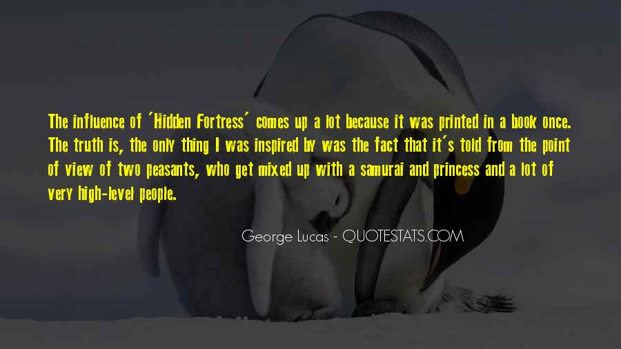 Quotes On Truth Cannot Be Hidden #206596