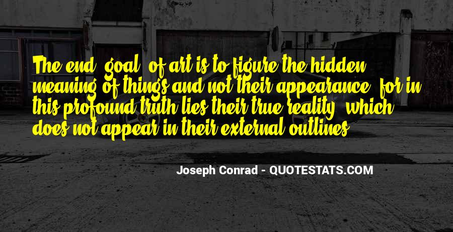 Quotes On Truth Cannot Be Hidden #255276